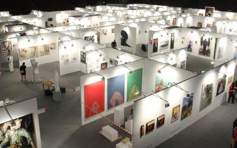 Επίσκεψη στην Art Athina 2017