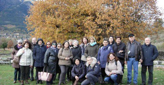 Η φθινοπωρινή εκδρομή στα Ιωάννινα πραγματοποιήθηκε με επιτυχία!