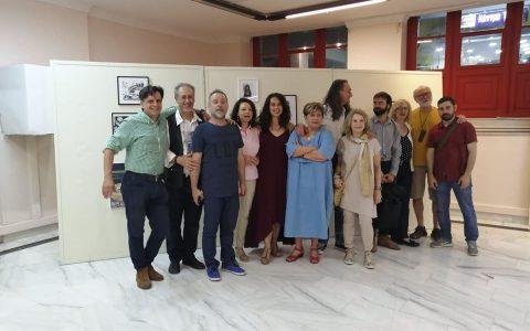 Έκθεση δασκάλων του Εργαστηρίου Τέχνης Χαλκίδας